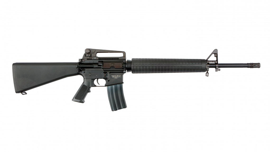 KWA KM16 BR KM16BR Battle Rifle AEG