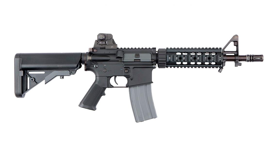 KWA KM4 SR7 DEVGRU Rifle AEG (Gen 2)