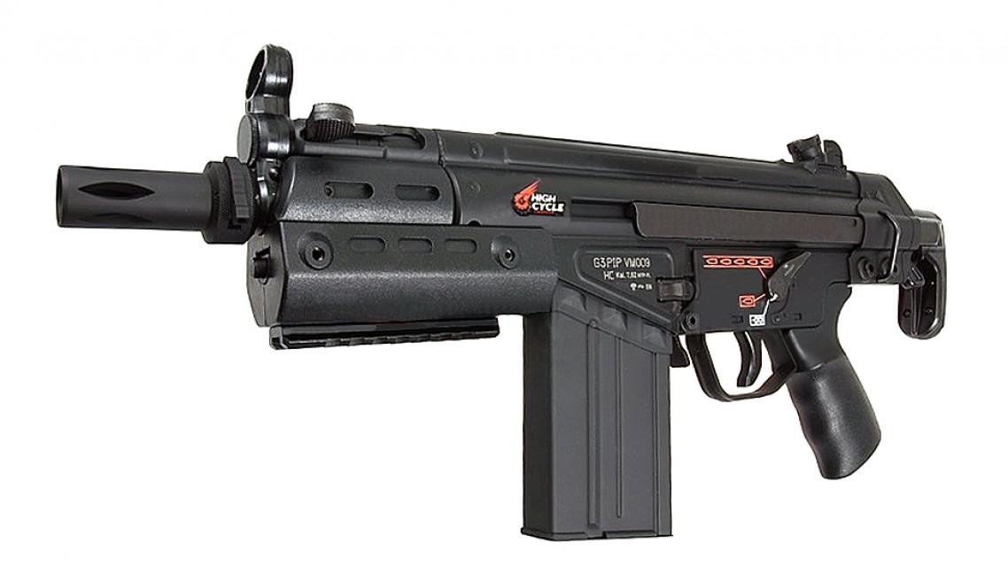 TOKYO MARUI H&K G3 SAS High Cycle AEG Rifle