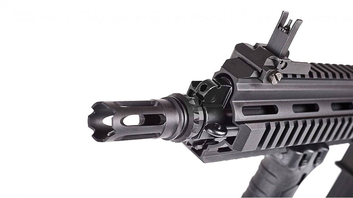 TOKYO MARUI HK416D DEVGRU Custom AEG Rifle (Recoil Shock, Next Gen)