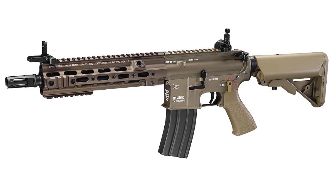 TOKYO MARUI HK416 DELTA Custom AEG Rifle (Next Gen)