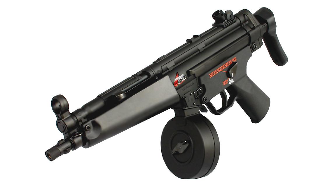 TOKYO MARUI H&K MP5A5 HC AEG Rifle (High Cycle)