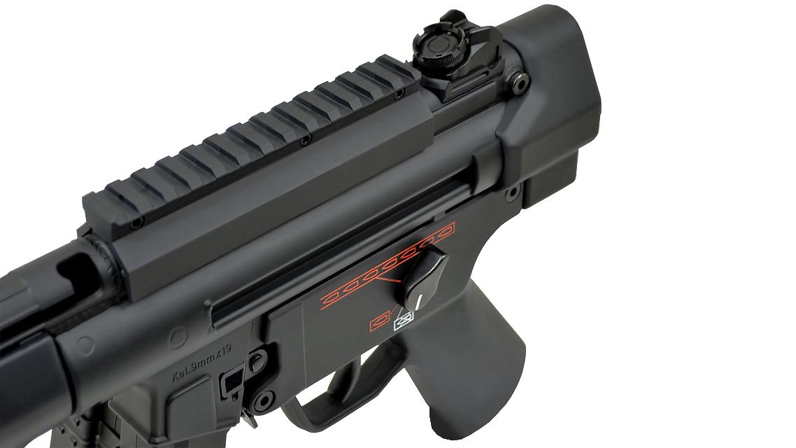 TOKYO MARUI H&K MP5K HC AEG Rifle (High Cycle)