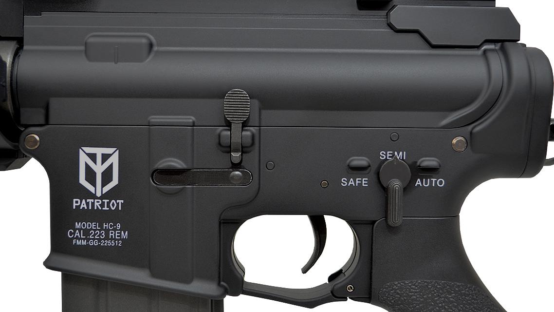TOKYO MARUI M4 Patriot High Cycle Custom AEG Rifle