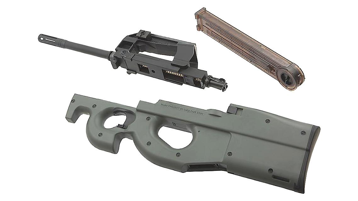 TOKYO MARUI PS90 High Cycle AEG Rifle (Olive Drab)