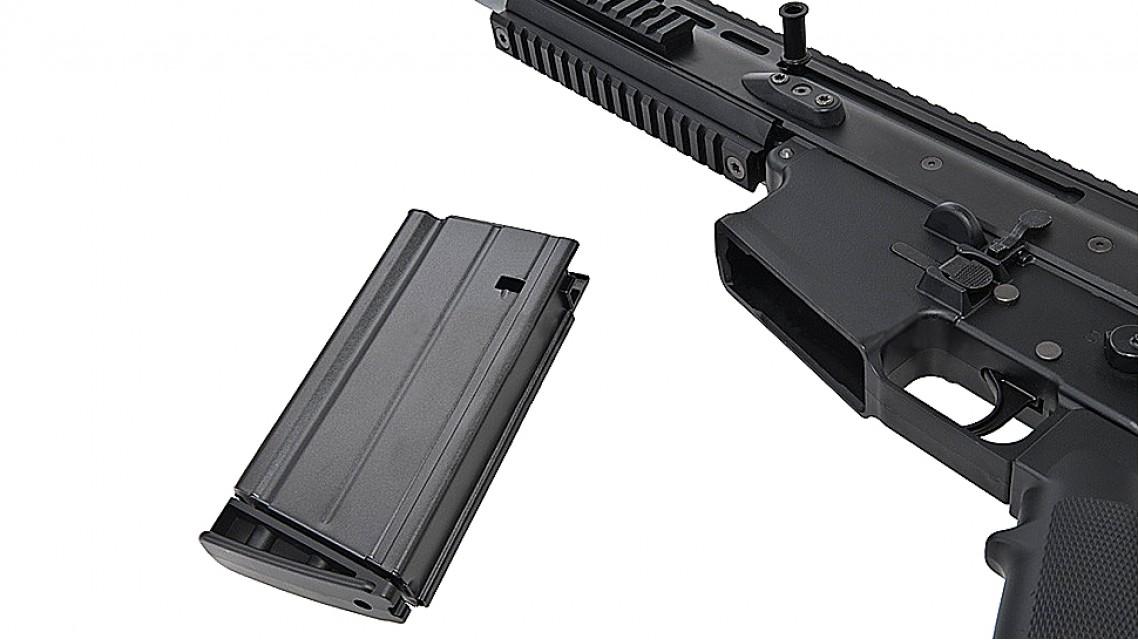 TOKYO MARUI SCAR-Heavy AEG Rifle (Black, Next Gen)