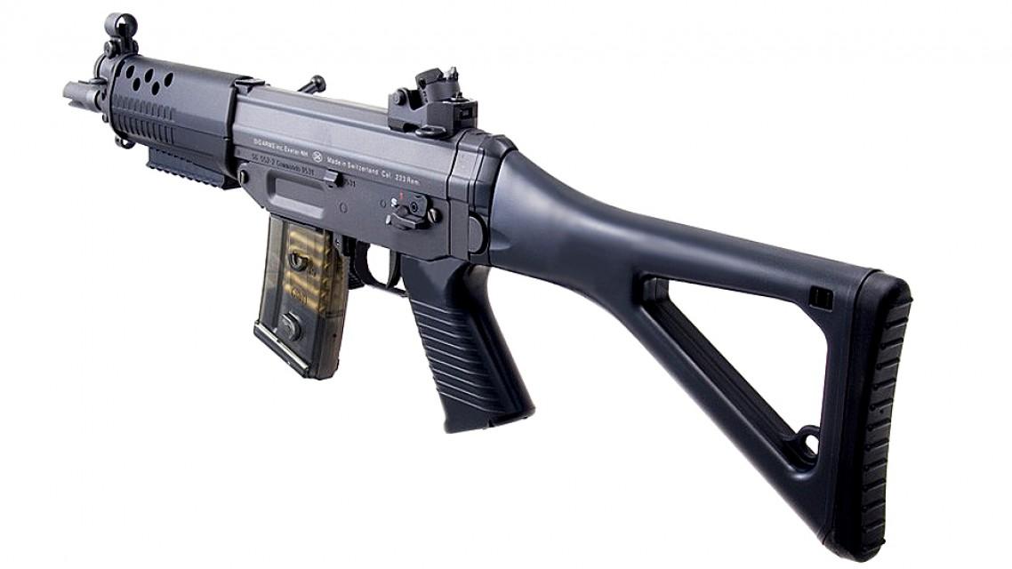 TOKYO MARUI SIG 552 SEALS AEG Rifle