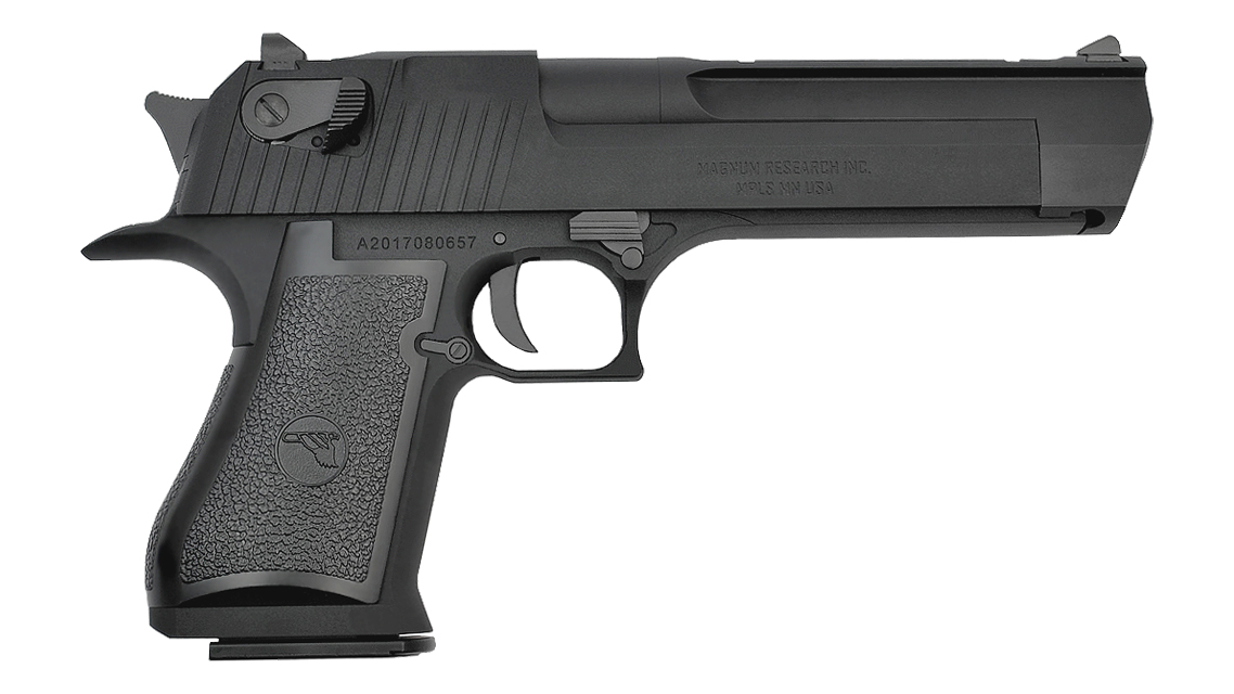 CYBERGUN DESERT EAGLE .50AE GBB PISTOL (BLACK, WE)