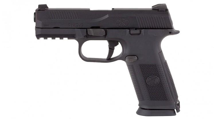 CYBERGUN FN HERSTAL FNS-9 GBB PISTOL (BLACK)
