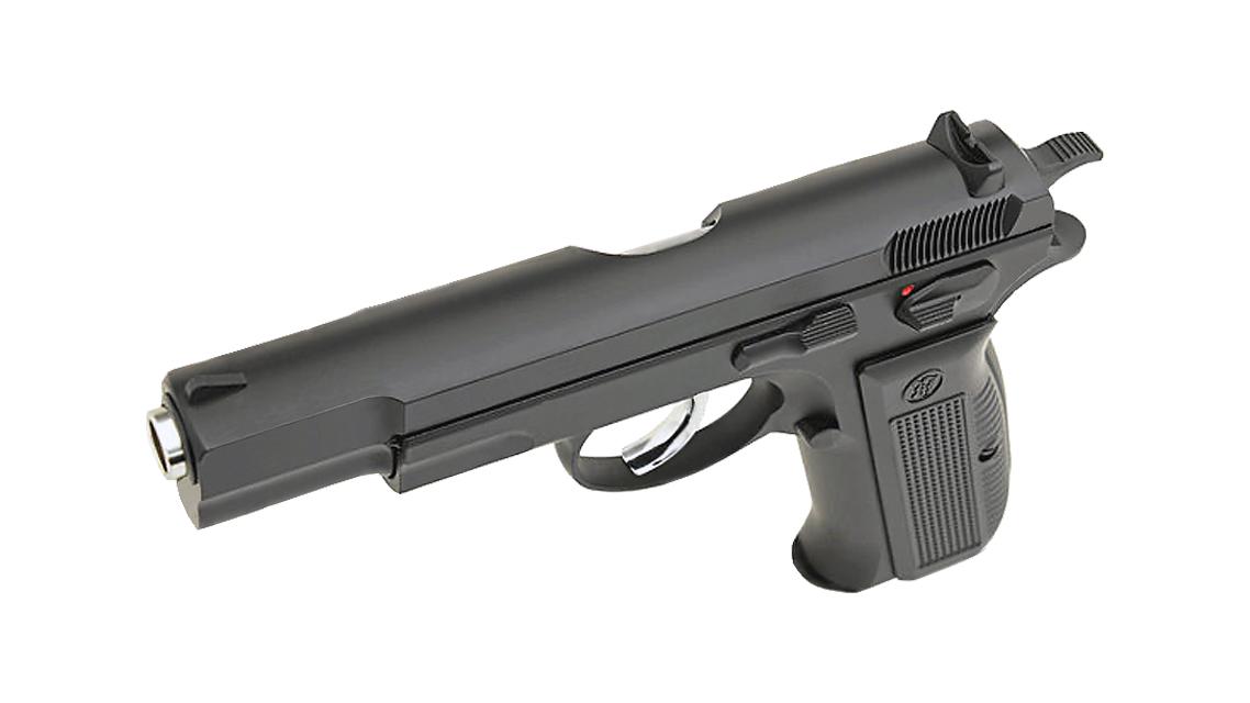 KJ WORKS CZ 75 KP-09 GBB Pistol
