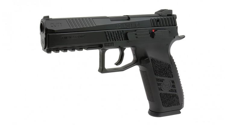 KJ WORKS CZ 75 P-09 Duty GBB Pistol (ASG, CO2)