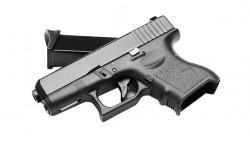 KJ WORKS G27 GBB Pistol Airsoft (Metal Slide Black)