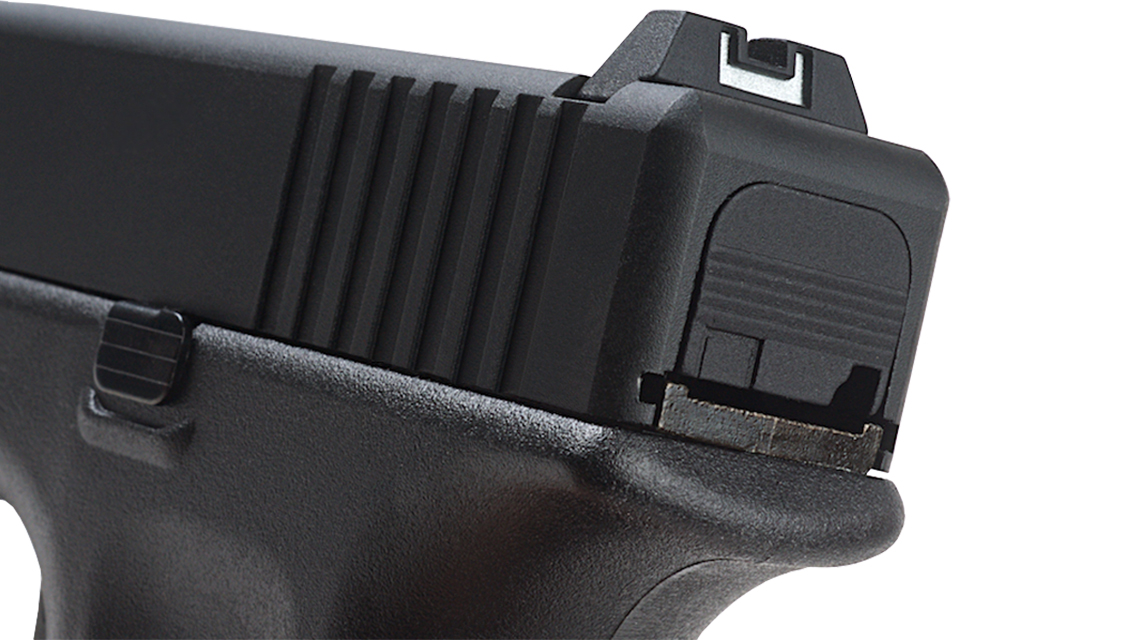 KJ WORKS KP-17 GBB Pistol Airsoft (G17  Black CO2)