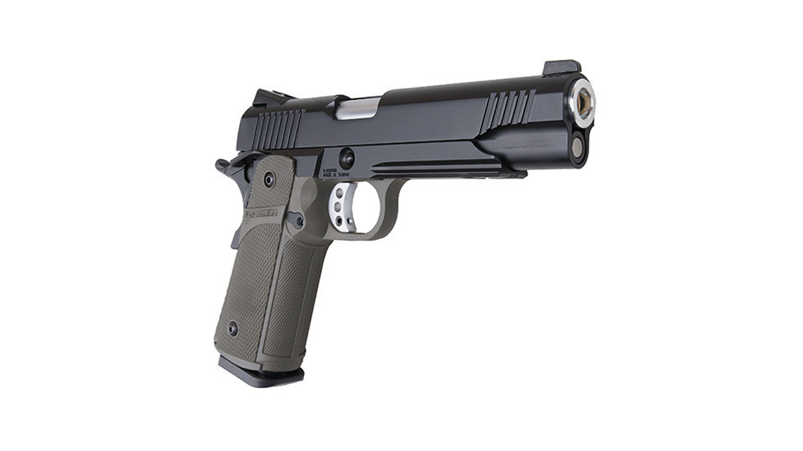 KJ WORKS KP-05 Hi-CAPA GBB Pistol (Metal, OD, GAS & CO2)
