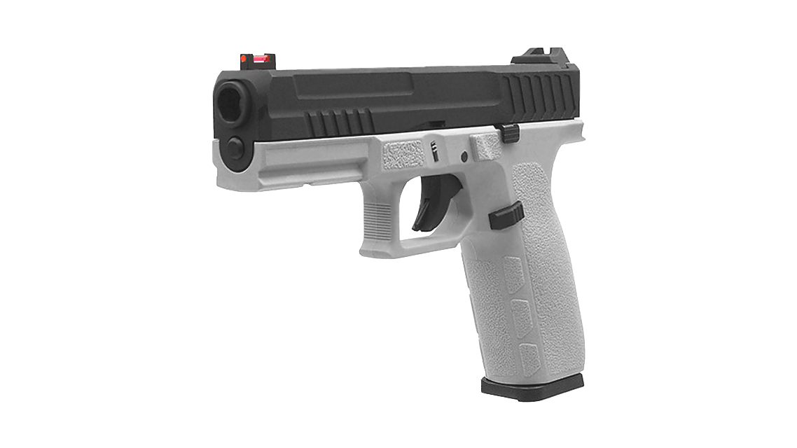 KJ WORKS KP-13 GBB PISTOL (GAS, URBAN GREY)