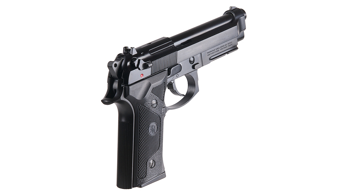 KJ WORKS M9 VERTEC GBB Pistol (Full Metal, Gas)
