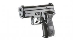 KJ WORKS KP-02 GBB Pistol (P229R, Full Metal, Railed Frame)
