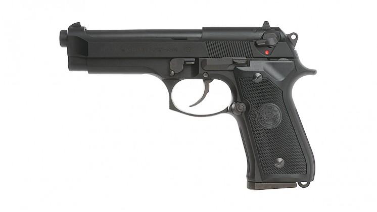 KSC M92F GBB Pistol (System 7, Full Metal)
