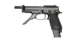 KSC M93R II GBB Pistol (System 7, Full Metal)