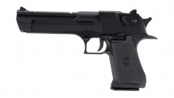 KWC DESERT EAGLE .50AE GBB PISTOL (CO2, Black, 6mm)