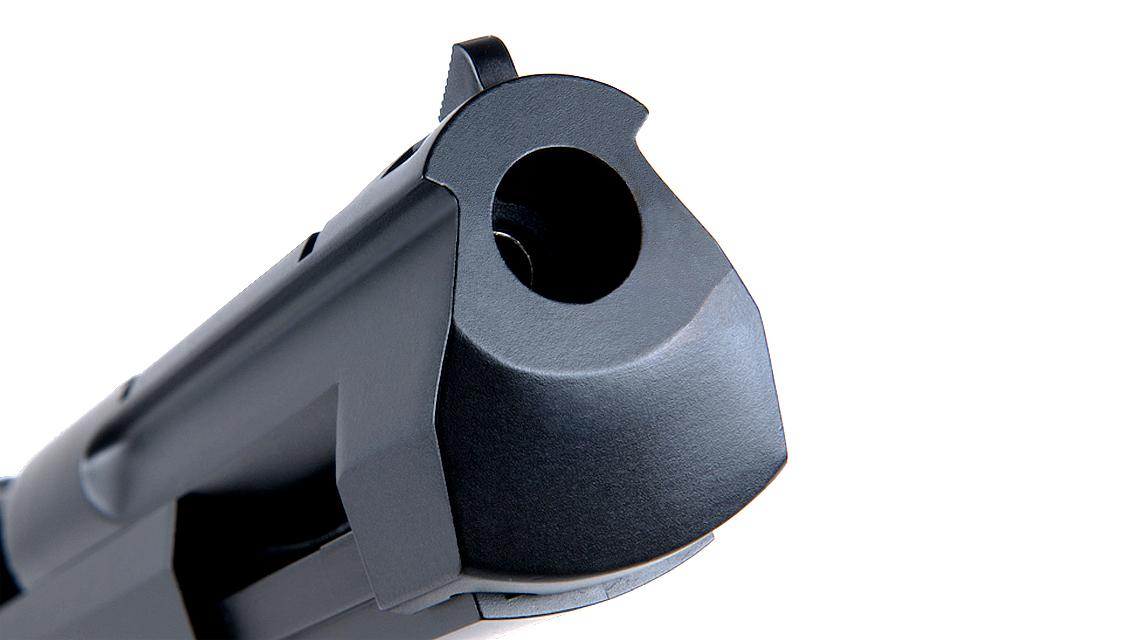 KWC DESERT EAGLE .50AE GBB PISTOL (CO2, Black, 6mm)