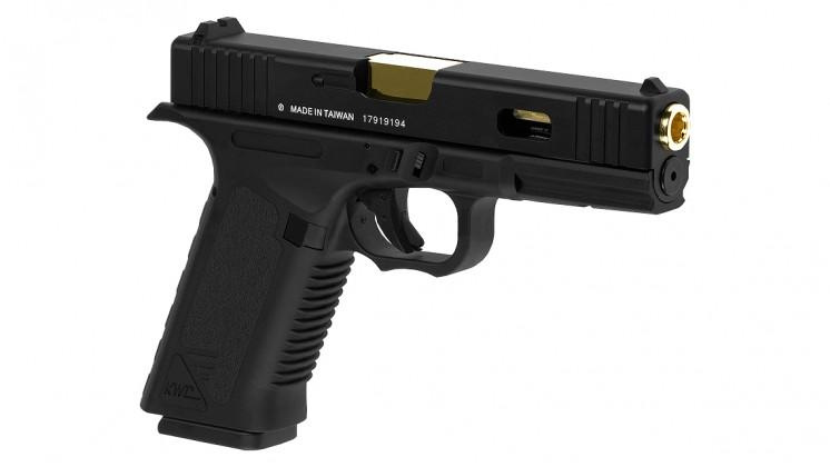 KWC G17 Custom GBB Pistol (CO2, 6mm)