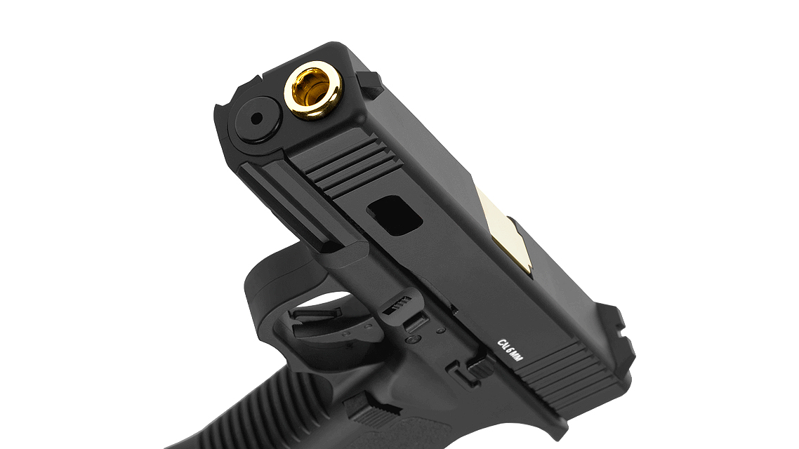 KWC G17 Custom GBB Pistol (CO2, 6mm)
