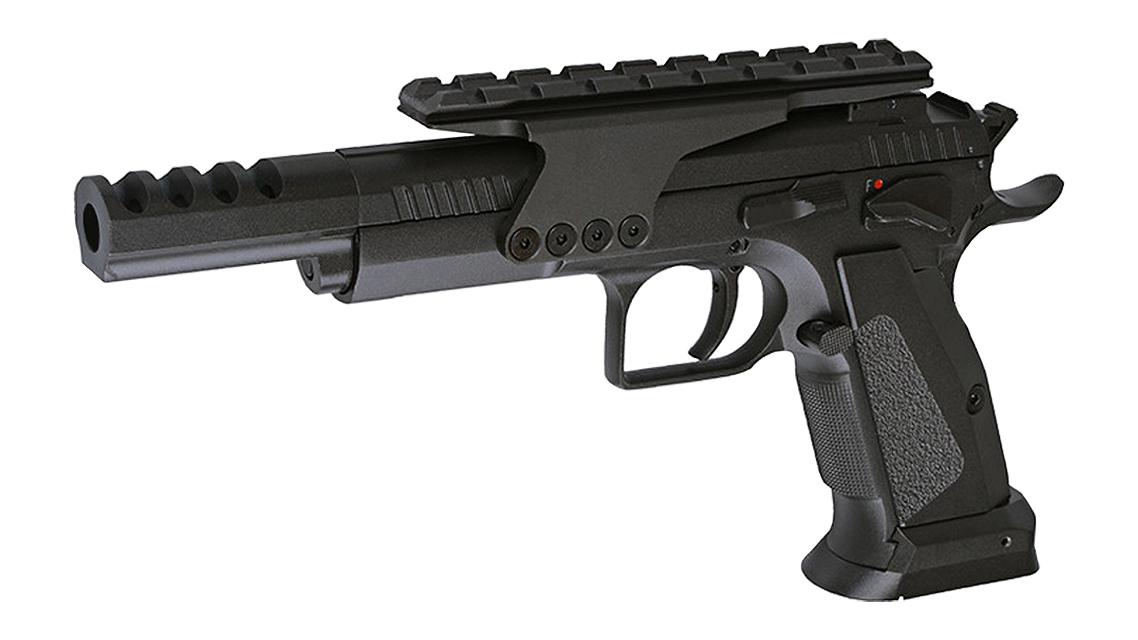 KWC 75 COMPETITION MODEL GBB PISTOL (CO2, 6mm)