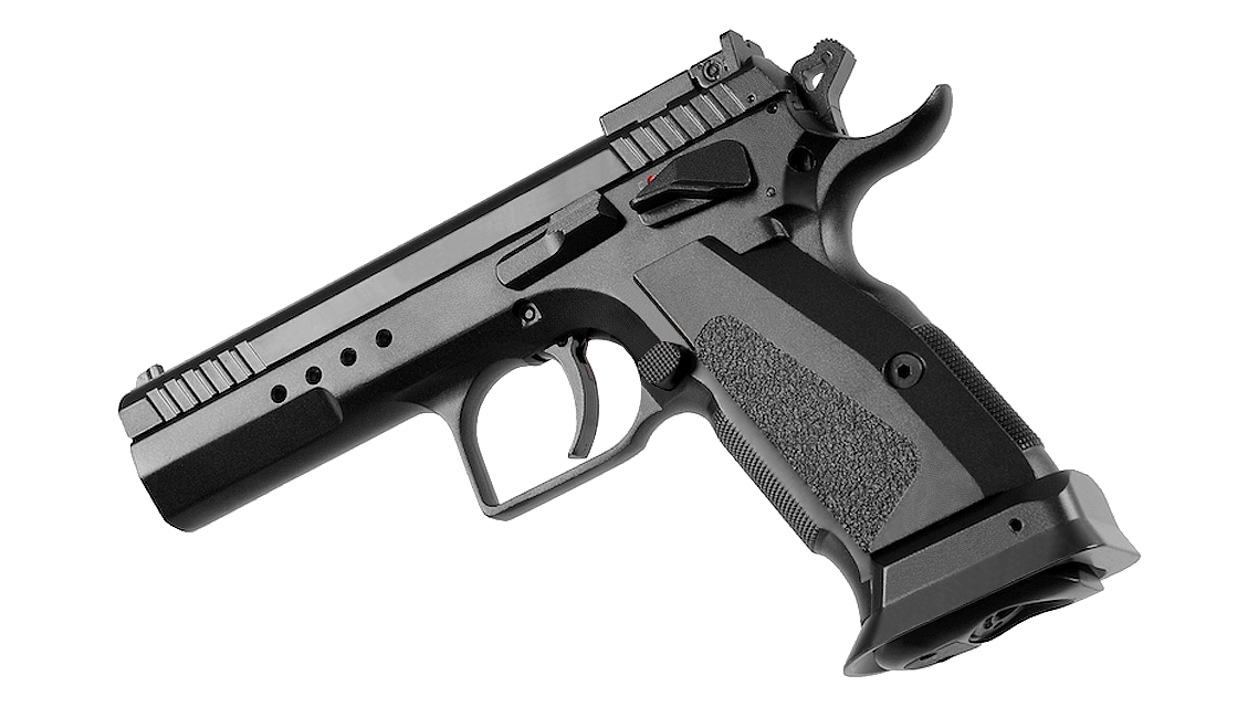 KWC 75 TAC MODEL GBB PISTOL (CO2, 6mm)