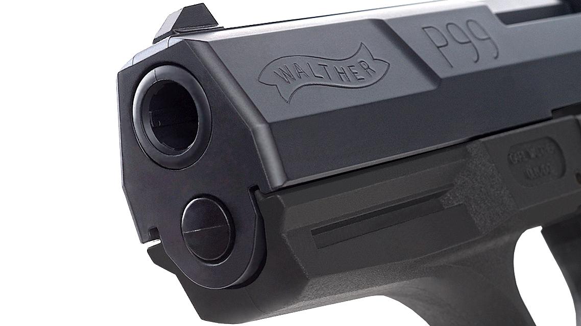 MARUZEN WALTHER P99 GBB PISTOL