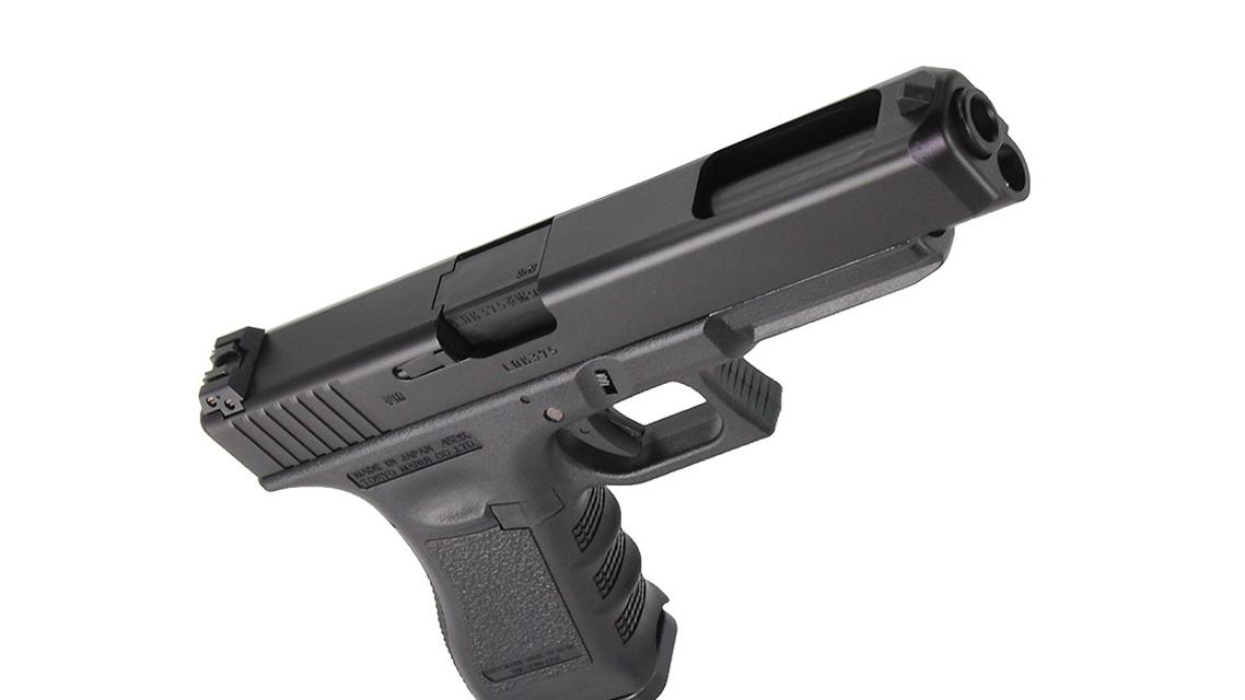 TOKYO MARUI GLOCK 34 GBB Pistol Airsoft  (G34, Gen 3)
