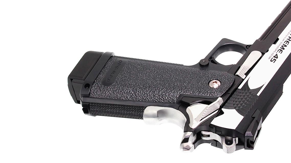 TOKYO MARUI HI-CAPA XTREME .45 GBB Pistol (Full Auto)
