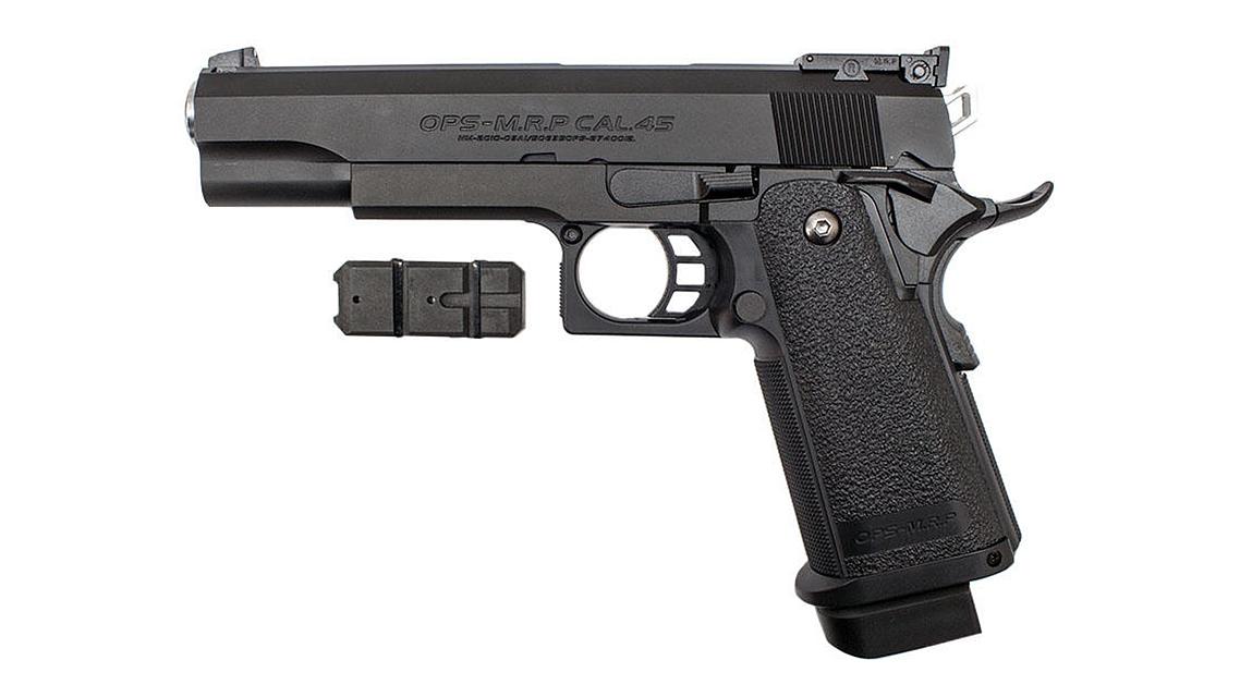 TOKYO MARUI HI-CAPA 5.1 GBB Pistol (Black)