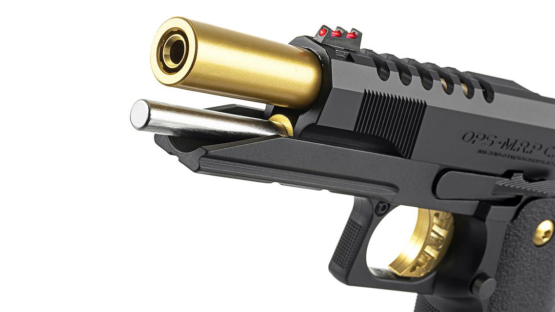 TOKYO MARUI Hi-CAPA 5.1 Gold Match Custom GBB Pistol