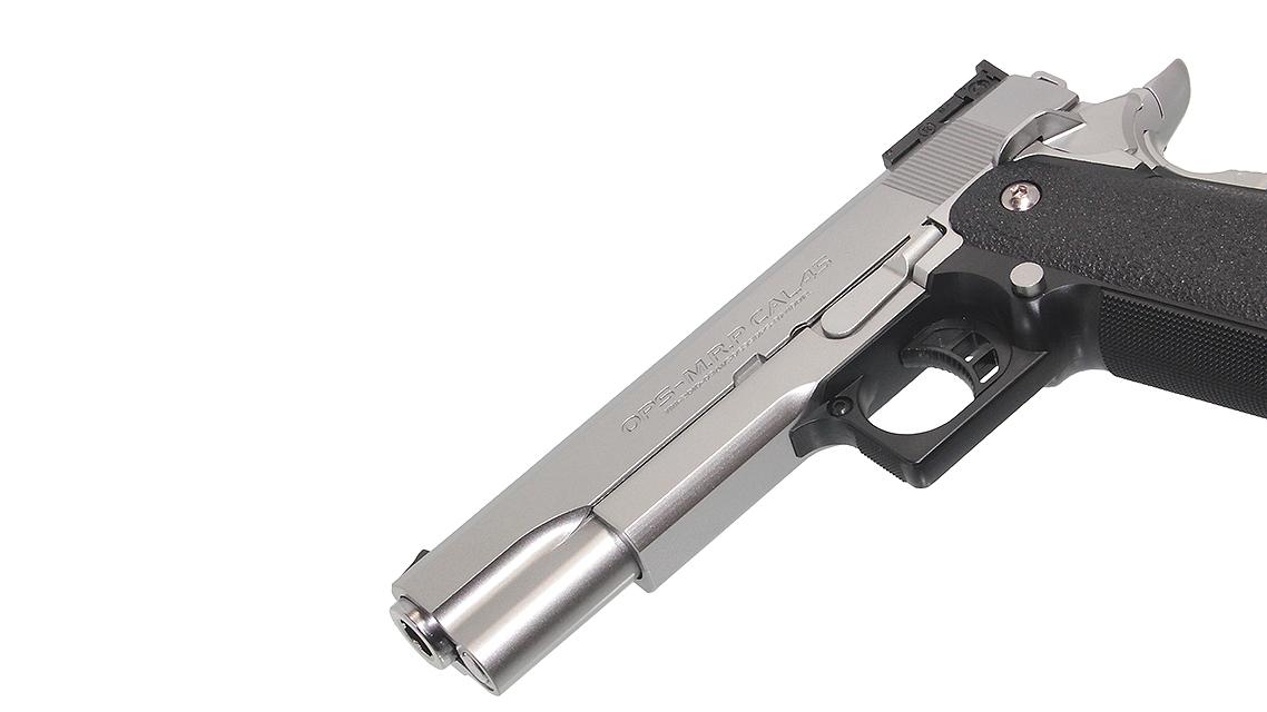 TOKYO MARUI HI-CAPA 5.1 Stainless GBB Pistol