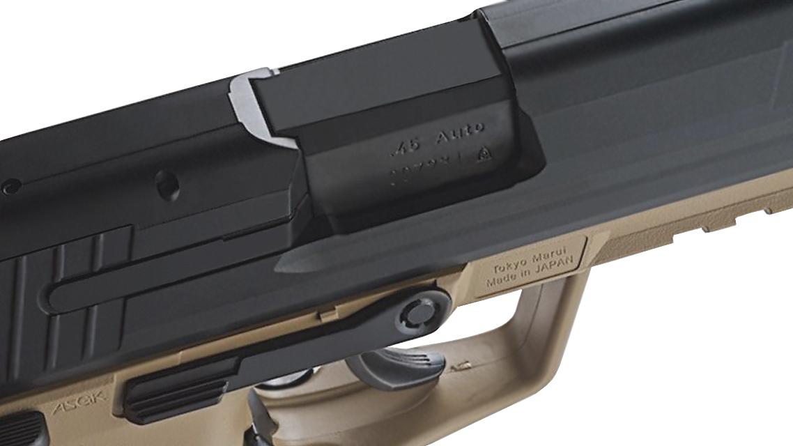 TOKYO MARUI HK45 TACTICAL GBB Pistol