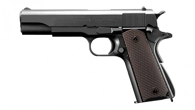 TOKYO MARUI M1911A1 COLT GOVERNMENT GBB Pistol