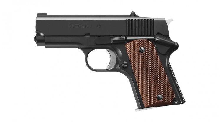 TOKYO MARUI DETONICS .45 COMBAT MASTER GBB Pistol (Black)