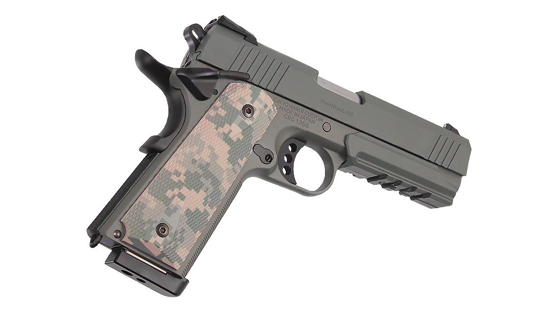 TOKYO MARUI FOLIAGE WARRIOR 1911 GBB Pistol