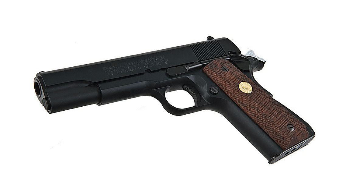 TOKYO MARUI GOVERNMENT Mark IV SERIES 70 GBB Pistol (M1911)