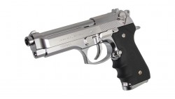 TOKYO MARUI M92F GBB Pistol Airsoft (Chrome Stainless)