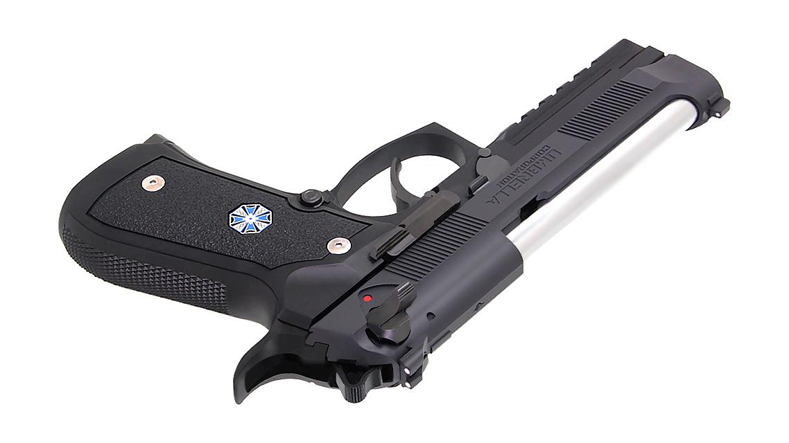 TOKYO MARUI BIOHAZARD ALBERT.W.MODEL 01P GBB Pistol