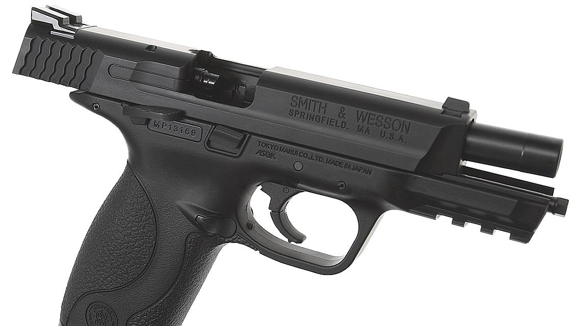 TOKYO MARUI SW M&P9 GBB Pistol
