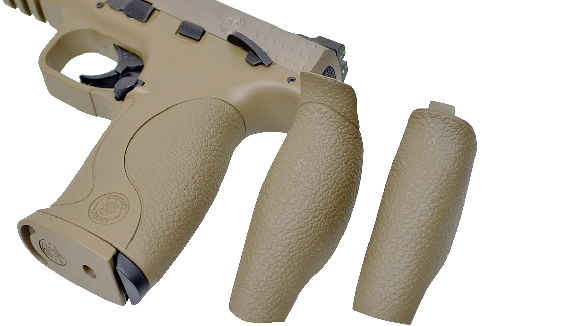 TOKYO MARUI SW M&P9 V-CUSTOM GBB Pistol