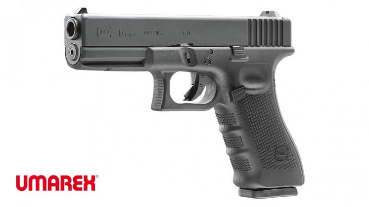 UMAREX GLOCK 17 GEN4 GBB Pistol (6mm, VFC)