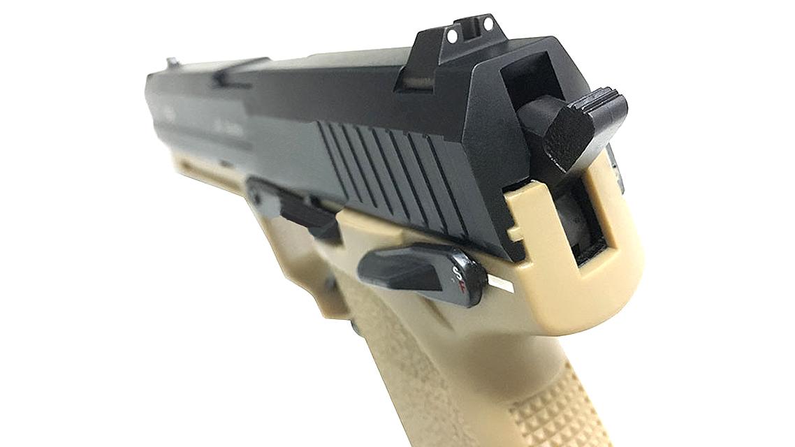 UMAREX H&K USP .45 GBB Pistol (Metal Slide, Tan)