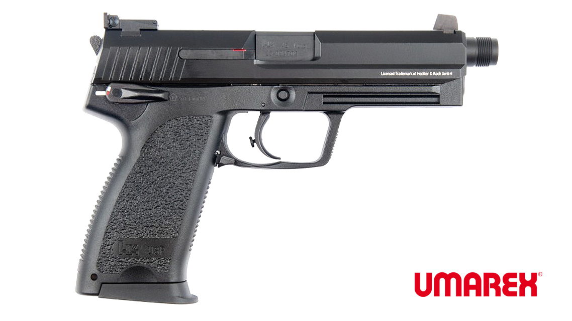 Umarex H&K USP .45 Tactical GBB Pistol (Metal Slide)