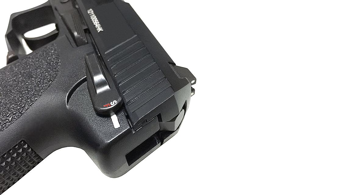 UMAREX H&K USP Compact GBB Pistol (Metal Slide)