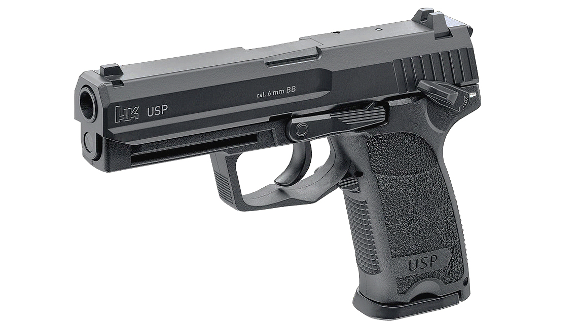 UMAREX H&K USP Cal 6mm BB GBB Pistol (CO2)