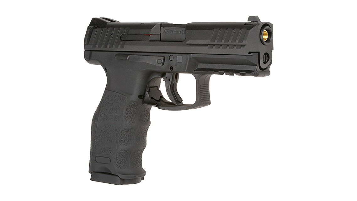 UMAREX H&K VP9 GBB Pistol (VFC, Black)
